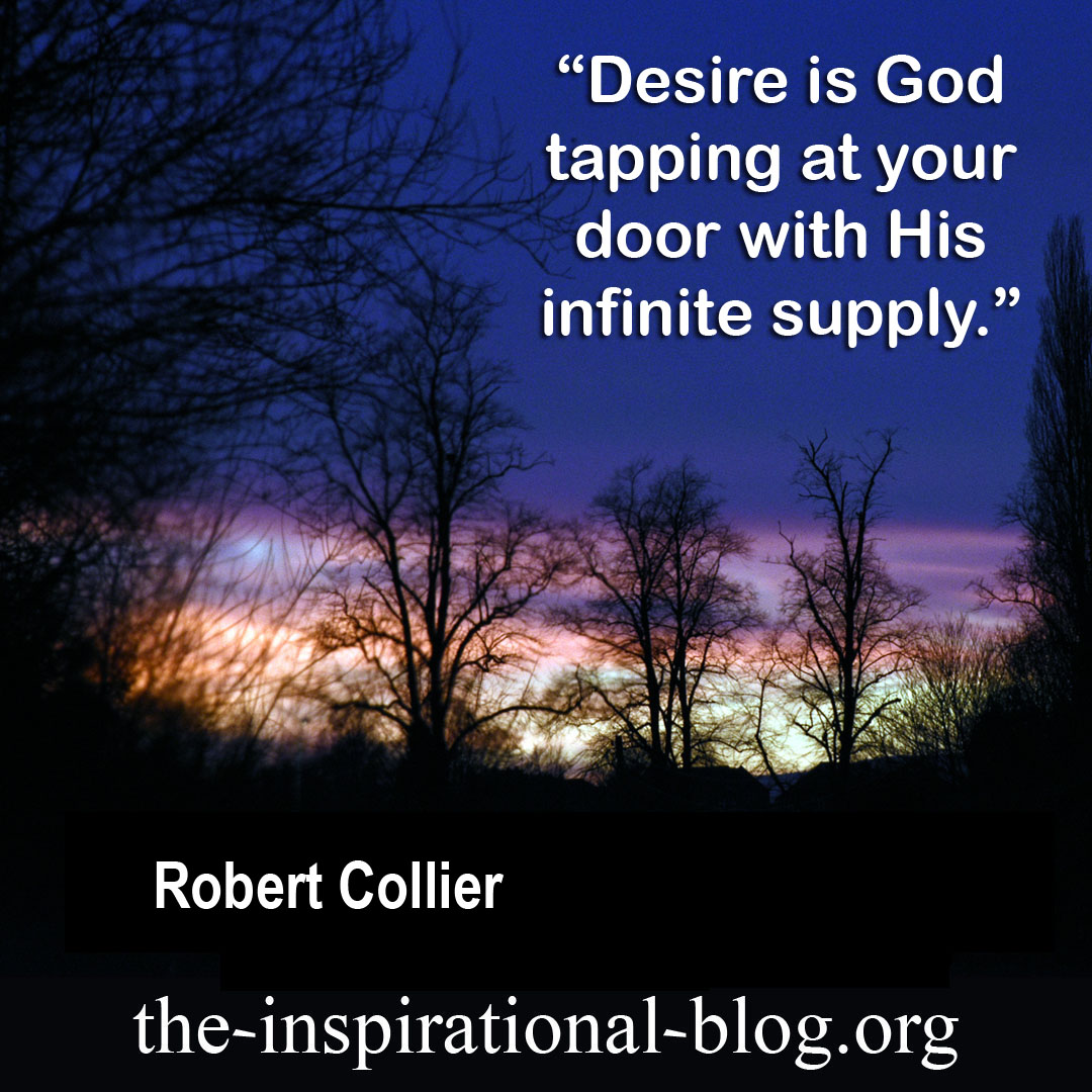 Inspirational Robert Collier quotes