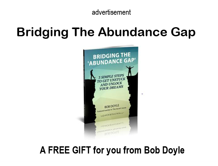A FREE GIFT for you from Bob Doyle