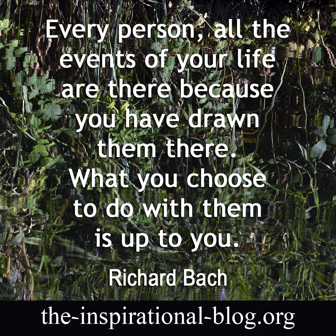 Inspirational Richard Bach quotes