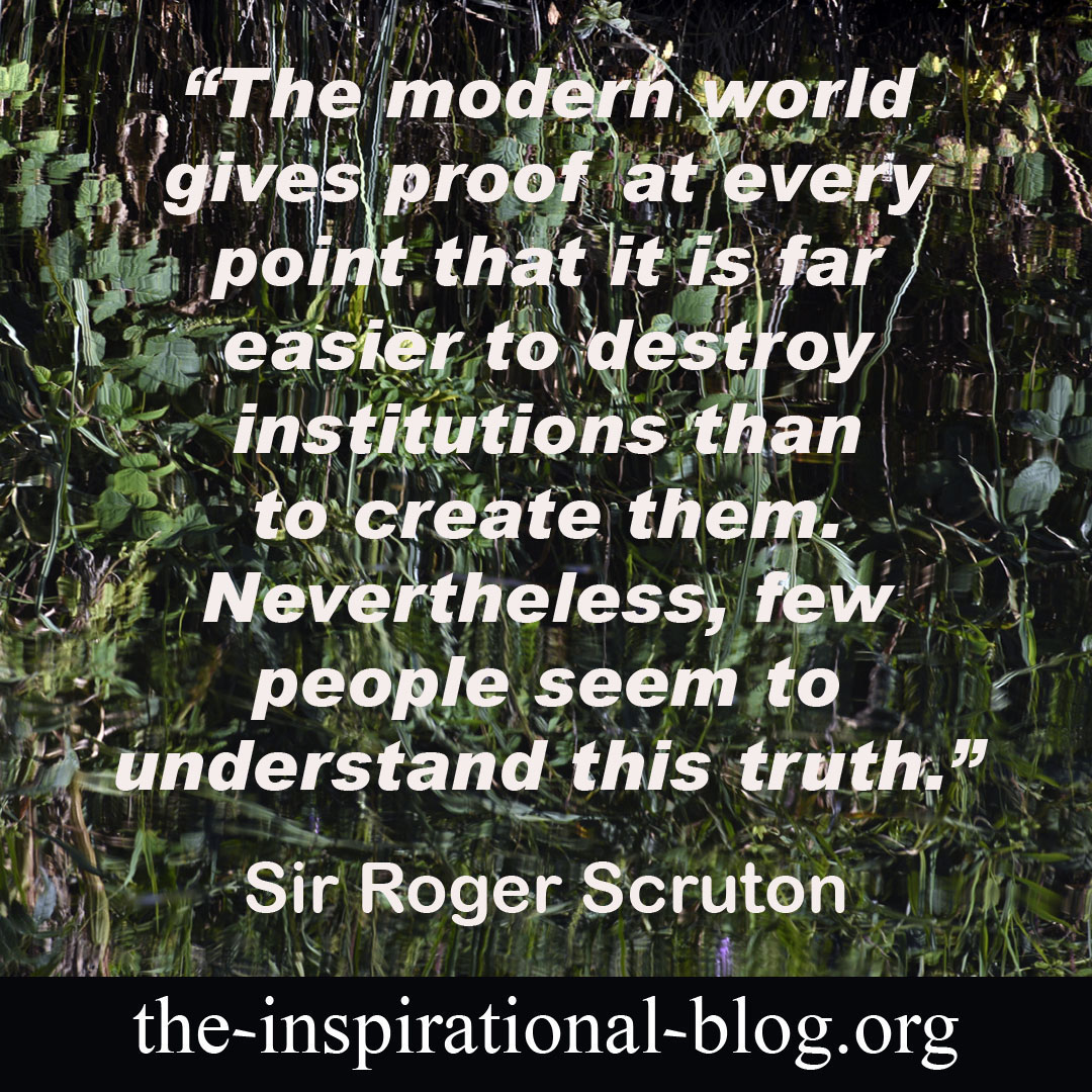Wise Roger Scruton quotes