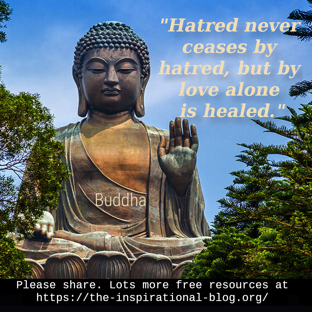 Inspirational Buddha quotes