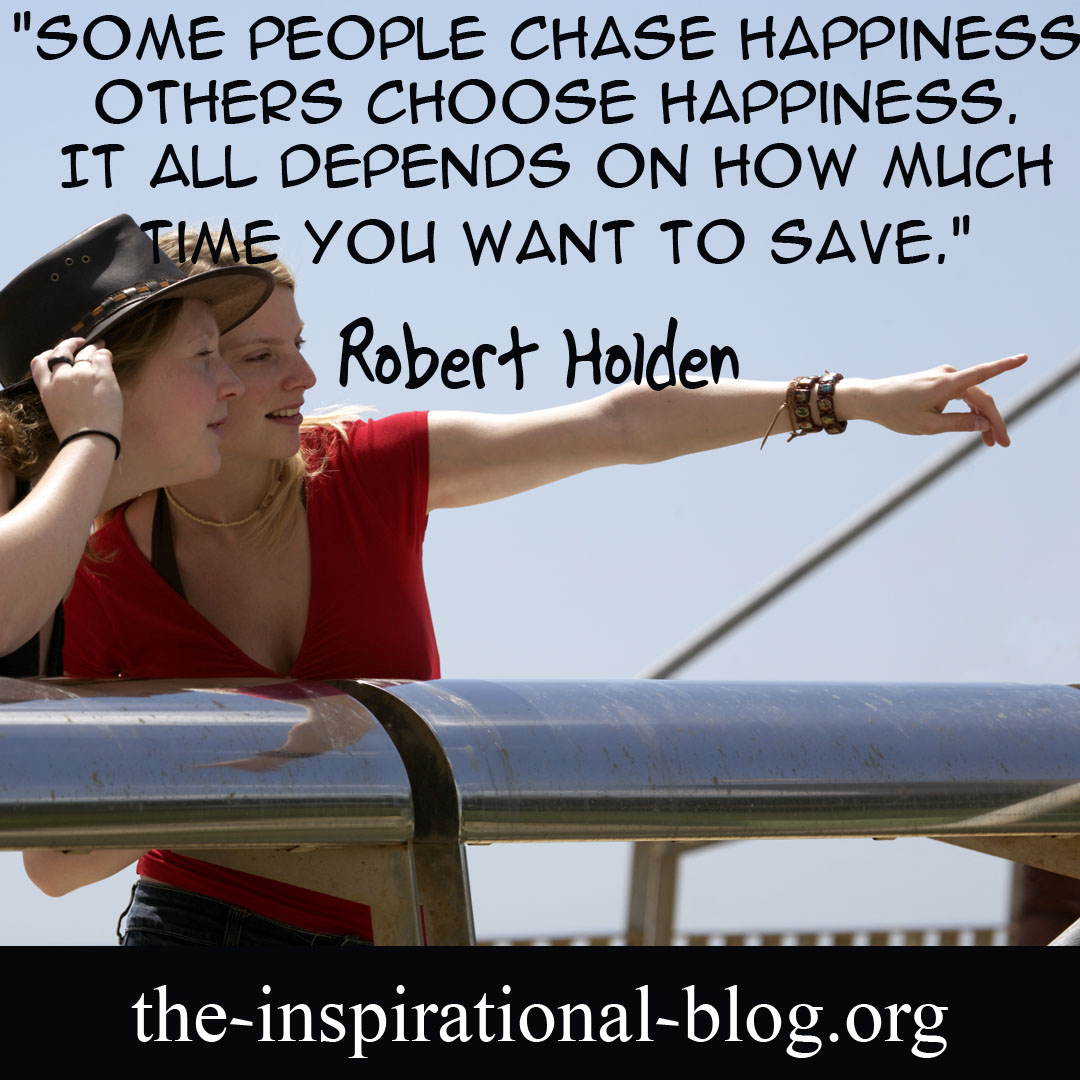 Inspirational Robert Holden quotes